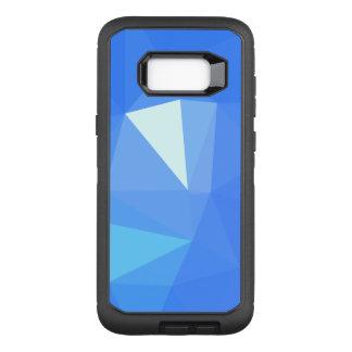 Elegant & Clean Geo Designs - Cornflower Pretty OtterBox Defender Samsung Galaxy S8+ Case