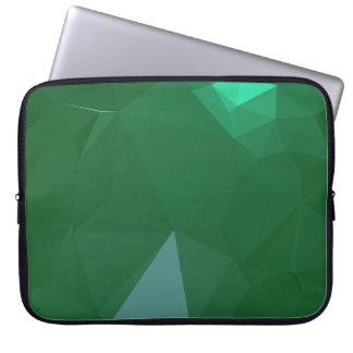 Elegant & Clean Geo Designs - Tourmaline Kind Laptop Sleeve