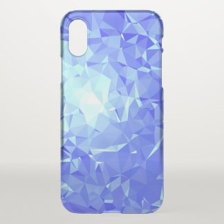 Elegant & Clean Geometric Designs - Aegean Myth iPhone X Case