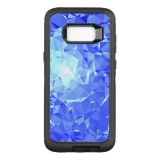 Elegant & Clean Geometric Designs - Aegean Myth OtterBox Defender Samsung Galaxy S8+ Case