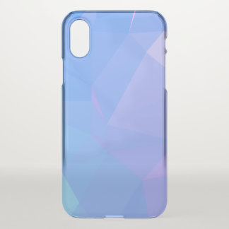 Elegant & Clean Geometric Designs - Bloom Season iPhone X Case