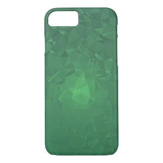 Elegant & Clean Geometric Designs - Cavern Moss iPhone 8/7 Case