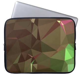 Elegant & Clean Geometric Designs - Earth Angel Laptop Sleeve