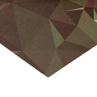 Elegant & Clean Geometric Designs - Earth Angel Tissue Paper