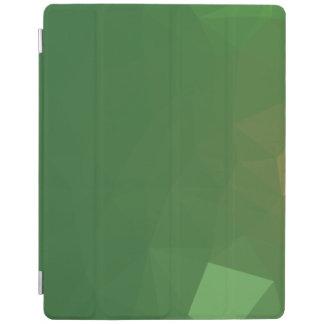 Elegant & Clean Geometric Designs - Grass Angel iPad Cover