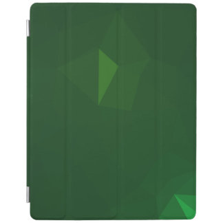 Elegant & Clean Geometric Designs - Jade Solid iPad Cover