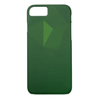 Elegant & Clean Geometric Designs - Jade Solid iPhone 8/7 Case