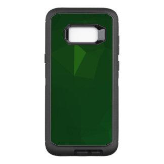 Elegant & Clean Geometric Designs - Jade Solid OtterBox Defender Samsung Galaxy S8+ Case