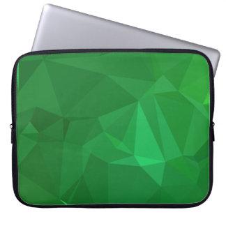 Elegant & Clean Geometric Designs - Jungle Beauty Laptop Sleeve