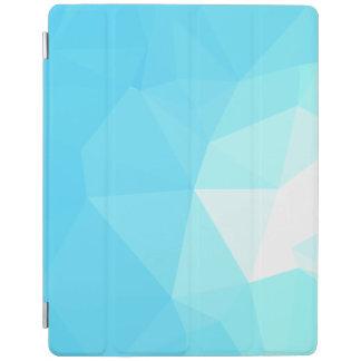 Elegant & Clean Geometric Designs - Puffy Clouds iPad Cover