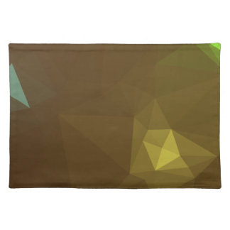 Elegant & Clean Geometric Designs - Pyrite Placemat