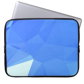 Elegant & Clean Geometric Designs - Sail Sea Laptop Sleeve