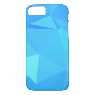 Elegant & Clean Geometric Designs - Tiffany iPhone 8/7 Case