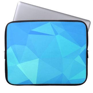 Elegant & Clean Geometric Designs - Tiffany Laptop Sleeve