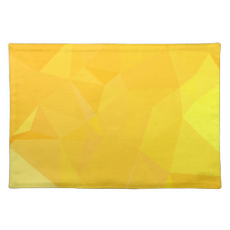 Elegant & Clean Geometric Designs - Topaz Ink Placemat