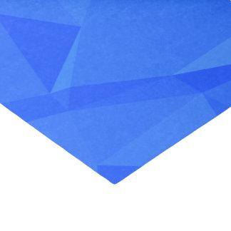 Elegant & Clean Geometric Designs - Topaz Night Tissue Paper