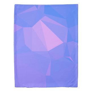 Elegant & Clean Geometric Designs - Turtle Island Duvet Cover