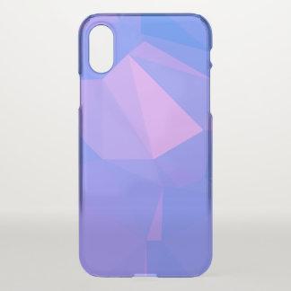 Elegant & Clean Geometric Designs - Turtle Island iPhone X Case