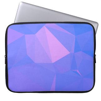Elegant & Clean Geometric Designs - Turtle Island Laptop Sleeve