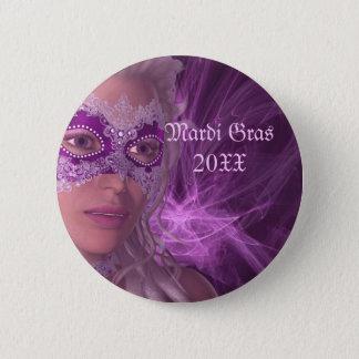 Elegant costume fantasy 2 inch round button