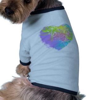 Elegant, creative, colorfull... you pet tee shirt