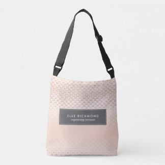 Elegant Customizable Floral Bag