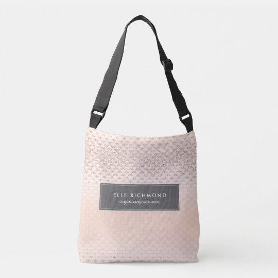 Elegant Customizable Floral Bag