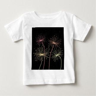 Elegant dandelions baby T-Shirt