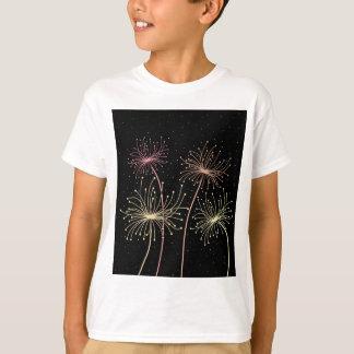 Elegant dandelions tshirt