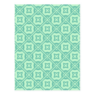 Elegant Decorative Pattern Postcards