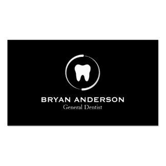 Elegant Dental Business Card