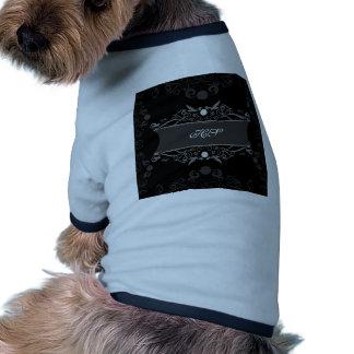 Elegant design dog shirt