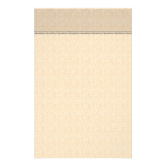 Elegant Distressed Parchment Stationery