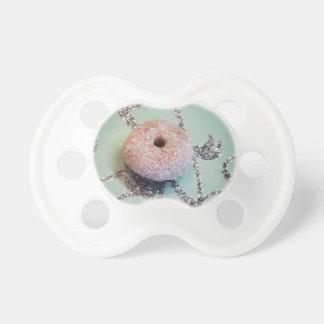 elegant donut pacifiers