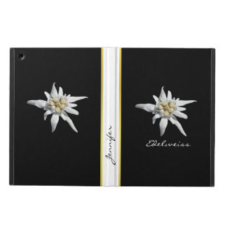 Elegant Edelweiss Custom iPad Air Case