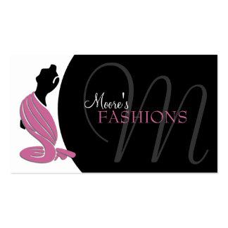 Elegant Fashion Boutique Business Cards