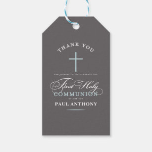 First Holy Communion Thank You Gifts On Zazzle Ca