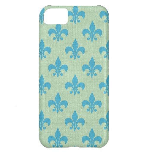 Elegant Fleur De Lis iPhone 5C Cover