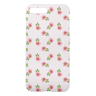 Elegant Floral Design iPhone 7 Plus Case