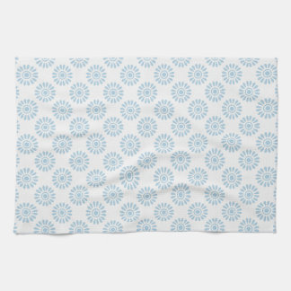 Elegant Floral Design Kitchen Towel