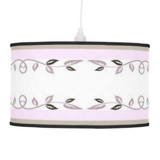 Elegant Floral Designs by-Madison Pendent Lamp