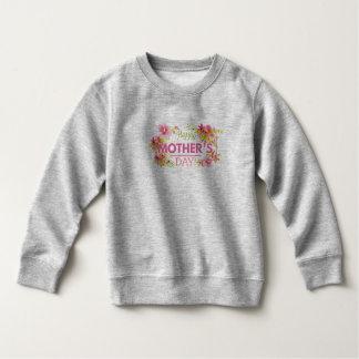 Elegant Floral Happy Mother's Day | Sweatshirt