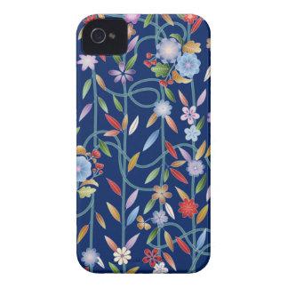 Elegant Floral Iphone 4/4S Case