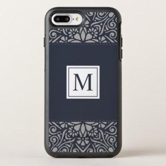 Elegant Floral Mandala Monogram | Phone Case