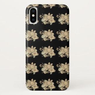 Elegant Floral Pattern Case-Mate iPhone Case