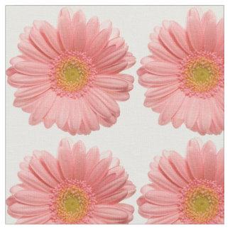 Elegant Floral peachy daisy fabric