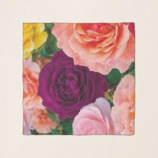 Elegant Floral scarf