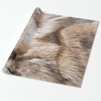 Elegant fur texture