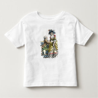 Elegant Gentleman Proposing to a Lady in a 'Margue Tees