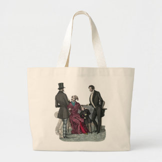 Elegant Gentlemen Tote Bag